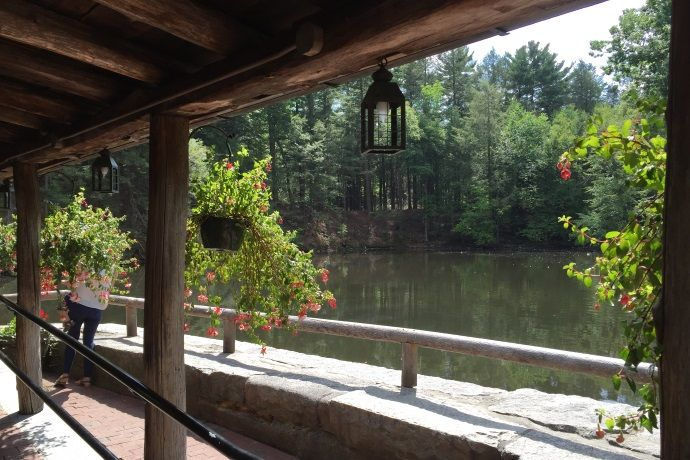 A slideshow on ten restaurants in scenic locations, including The Old Mill in Westminster, MA.