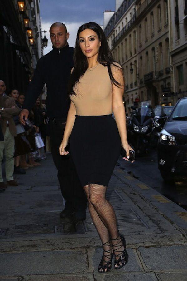 Out for Dinner  – Kim Kardashian: Official website - Kim Kardashian Style