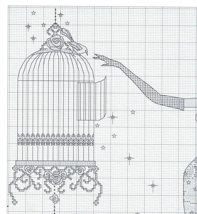 Gallery.ru / Фото #2 - bird cage - loryah