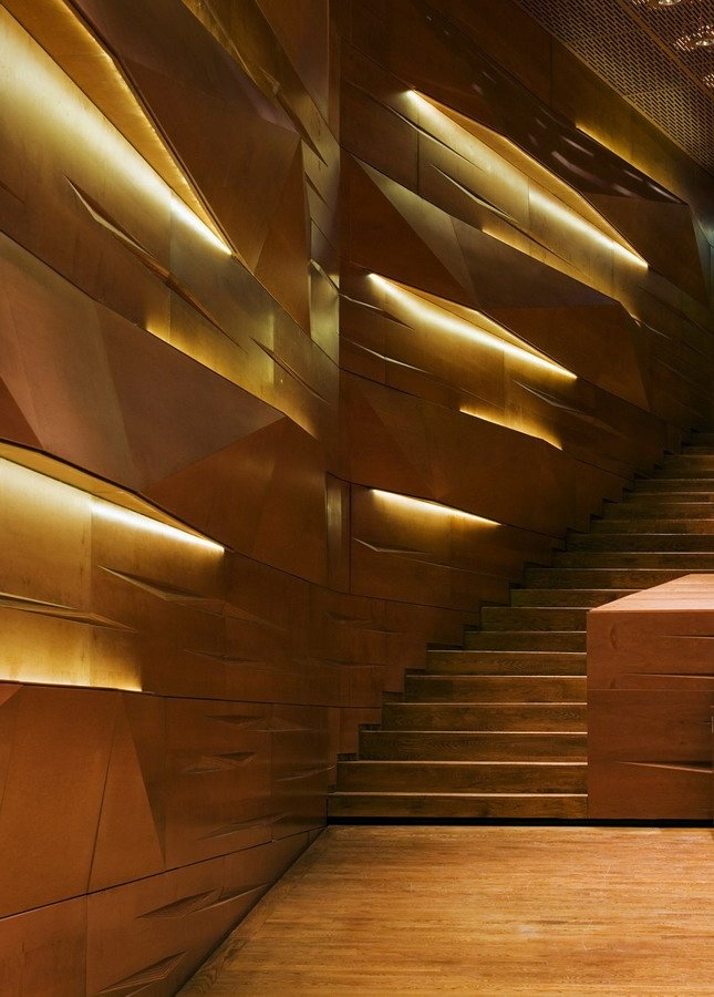 56 Best Images About Stair Lighting On Pinterest: Kodály Centre, Pécs, 2007 Http://bit.ly/zbcZSj By Építész