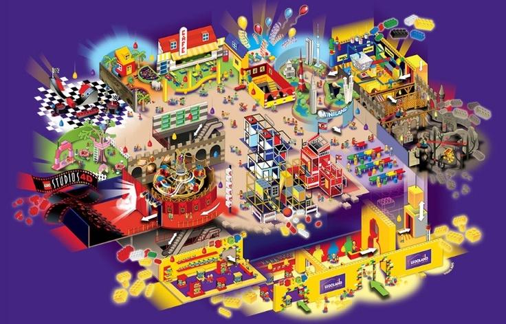 NEW! Opening 15th June 2012  레고랜드  블록완구 레고의 실내형 테마파크.   [레고랜드 디스커버리 센타 도쿄]가 6월15일(금)에 도쿄 오바이바의 덱스도쿄비치(odaiba-decks.com)에 오픈.