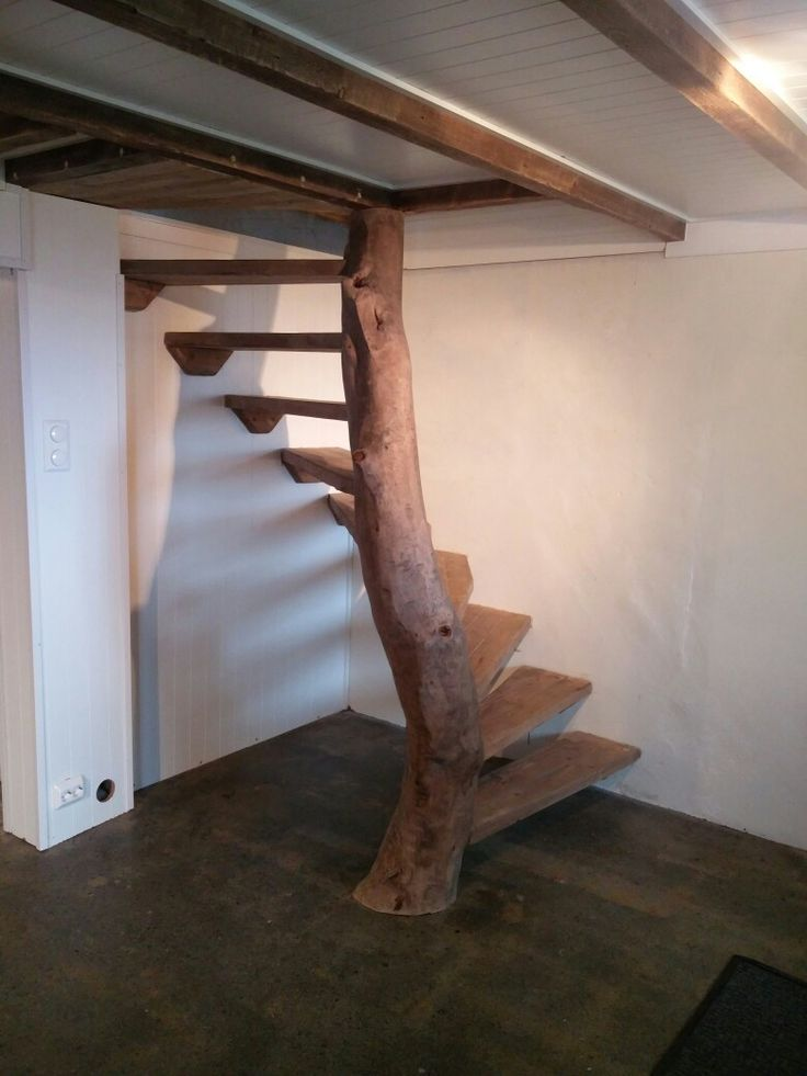 My homemade staircase @ Norway.