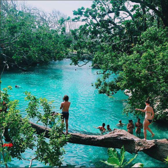 Blue Lagoon || Vanuatu