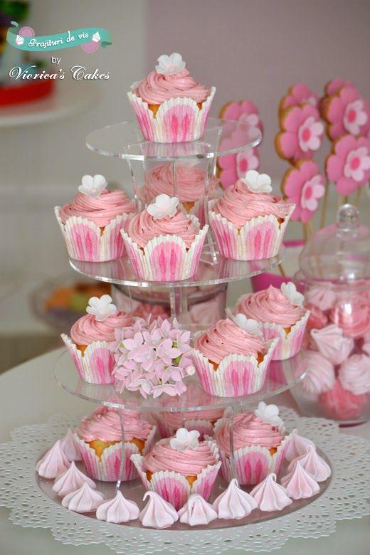 Torturi - Viorica's cakes: Candy bar roz