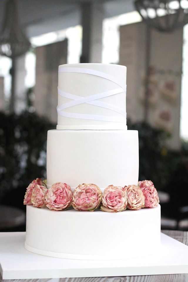 Wedding cake by Marangona   www.marangona.hu