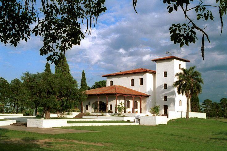 Museo de sitio, vista exterior #SantaFeLaVieja