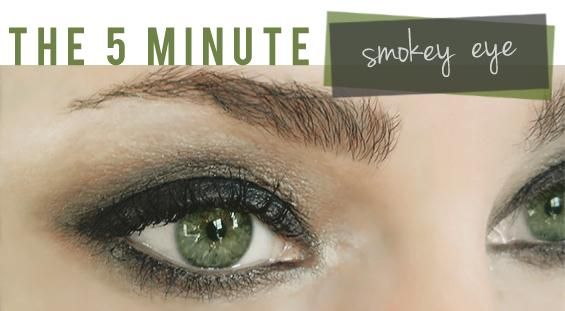 Makeup : DIY Sultry Smokey Eyes Makeup tips and ideas