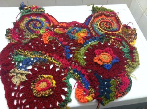 Crochet Tatting Beading