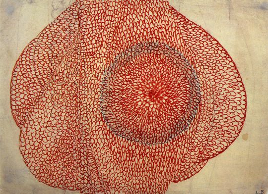 Louise Bourgeois - Eccentric Growth . 1963/67