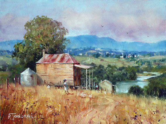 Arthur STreeton - Australia