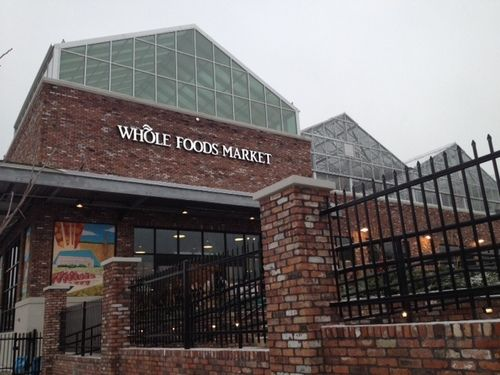 Expensive Organic Grocery Store Opens Near Toxic Canal