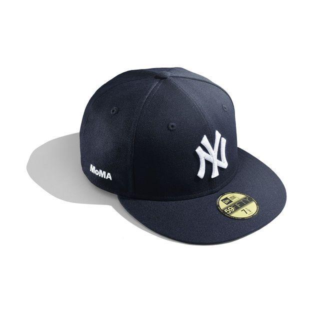 Moma Ny Yankees Baseball Cap Yankees Baseball Cap Ny Yankees New Era Logo