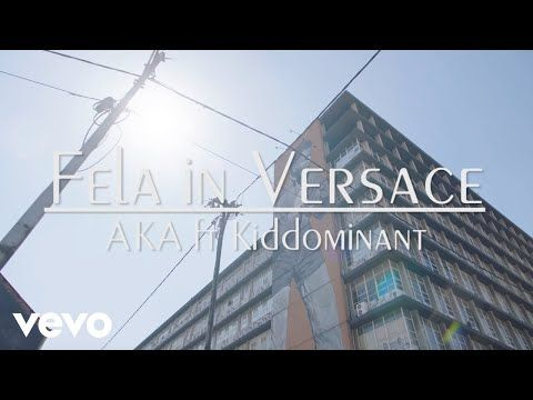 Fela In Versace Song Review | Afro futurism fantasy images