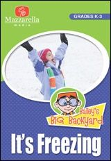 Bailey must learn about staying warm as he plans for some fun winter activites. He discovers that insulation helps retain heat in cold temperatures, and animated graphics demonstrated different temperatures. [DVD]