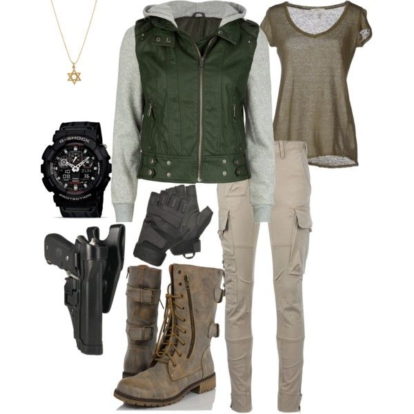 Ziva David Inspired by super-girl on Polyvore featuring polyvore, fashion, style, ..,MERCI, Ralph Lauren Blue Label, Nature Breeze, G-Shock and Jennifer Meyer Jewelry