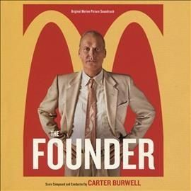 Carter Burwell - The Founder
