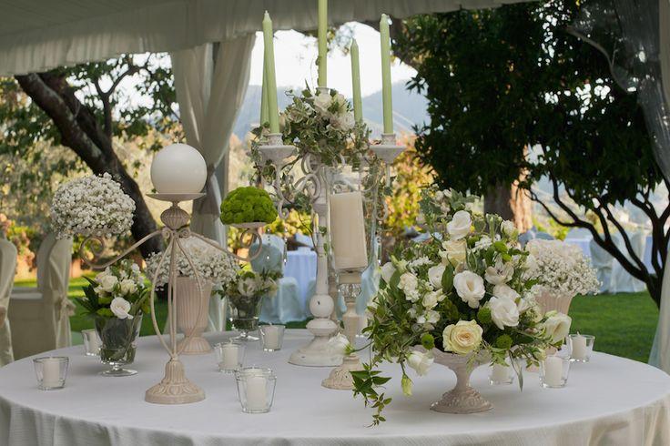 Il tavolo scenografico #matrimonio