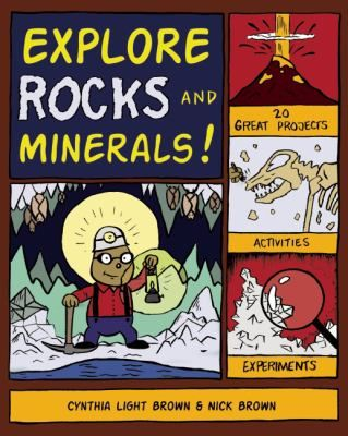 Through an engaging array of hands-on activities, this helpful handbook guides children through testing minerals, creating crystals, sculpting edible models of the planet, and even baking volcanic meringue cookies. Exploring the reasons behind the physical changes of the world, this examination also outlines the rock cycle of igneous, sedimentary, and metamorphic rocks; the process of discovering fossils and what they reveal about the past; and how to start a collection of natural artifacts.