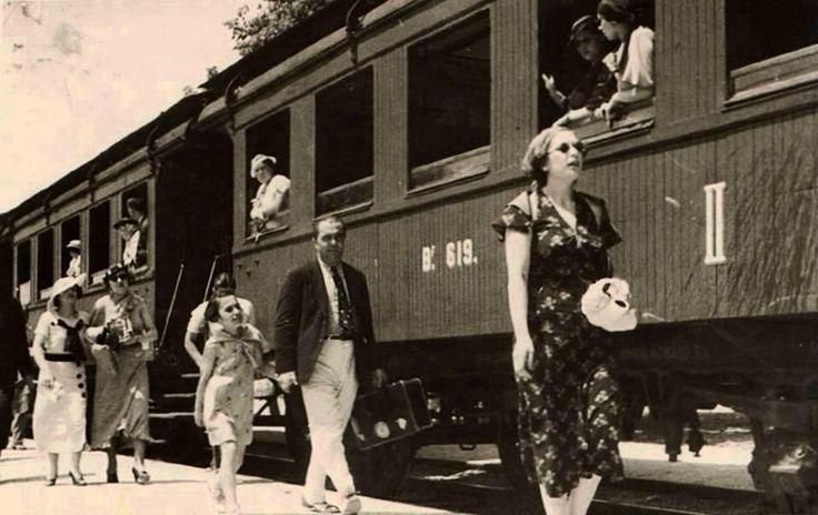 1930larda inecek var! #Florya (Tren Istasyonu) #istanlook