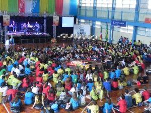 Rio Grande do Sul: Encontro de Jovens Maristas reúne cerca de 900 pessoas