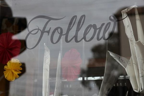 Follow store, Sydney | http://www.follow-store.com.au
