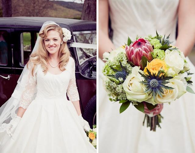 Lauren & Andy's wedding in Scotland