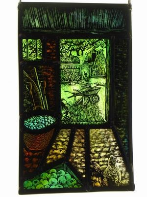 Tamsin Abbott stained glass