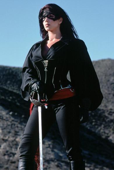 """Tessie Santiago, """"Queen of Swords"""", 2000"""
