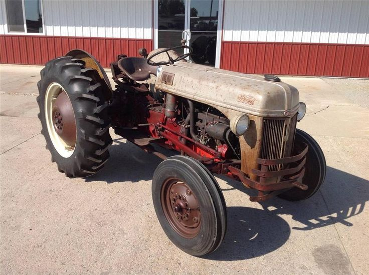 Ford 8n Hitch Bar : Ford n tractor one owner very nice original runs drives