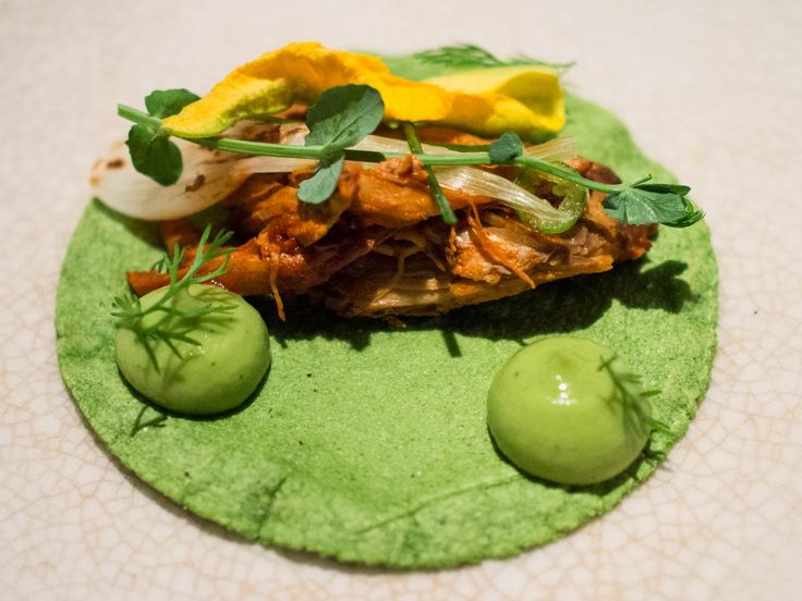 Pujol restaurant in Mexico City - The Best Things I Ate in Mexico City and Puebla by Daniel-Gritzer