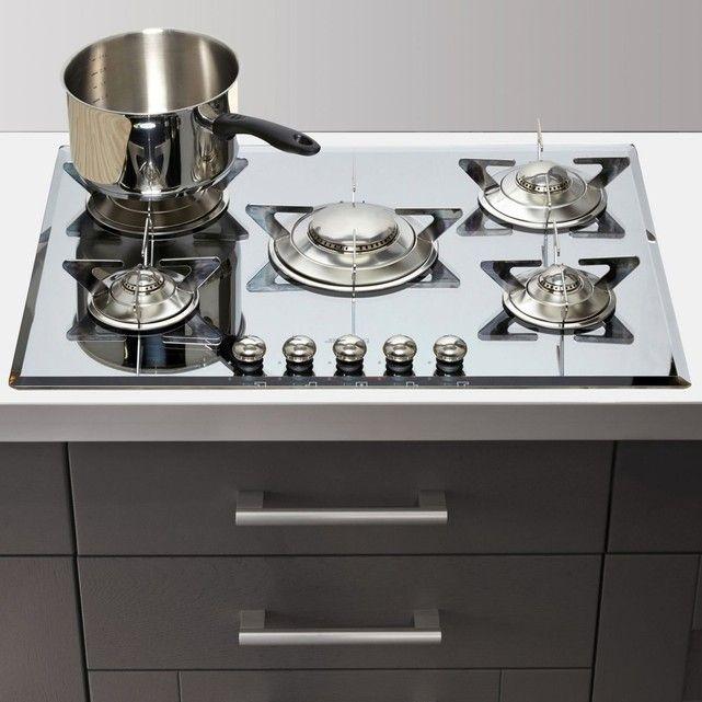 Table de cuisson gaz SMEG PTV705ES SMEG