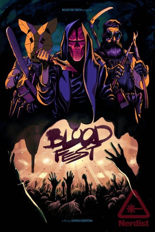 Watch Blood Fest [2018] FUll Movie direct download free and video HD, MP4, HDrip, DVDrip, DVDscr, Bluray 720p, 1080p as your required formats