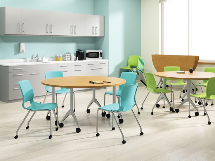 19 best healthcare solutions images on pinterest hon for Office lunch room design ideas