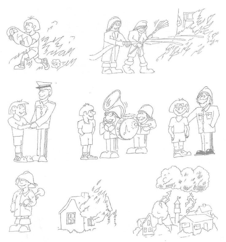 jak wojtek został strażakiem ilustracje - Szukaj w Google