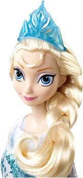 Mattel Disney Frozen - Elsa canta con me (CJJ10) Bambola fashion: confronta i prezzi e compara le offerte su idealo.it