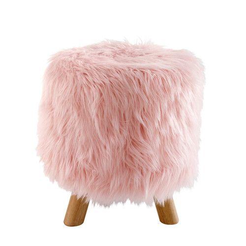 Les 25 meilleures id es de la cat gorie pouf fourrure sur pinterest chaises salle - Pouf geant fourrure ...