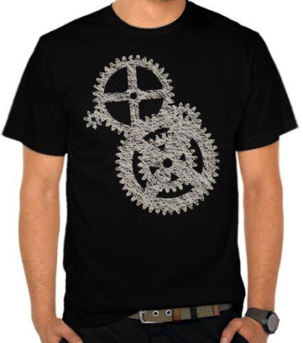 Biker Casual Graphic Tees Men T Shirt Harley Motor Rider Chopper Multidesign | eBay