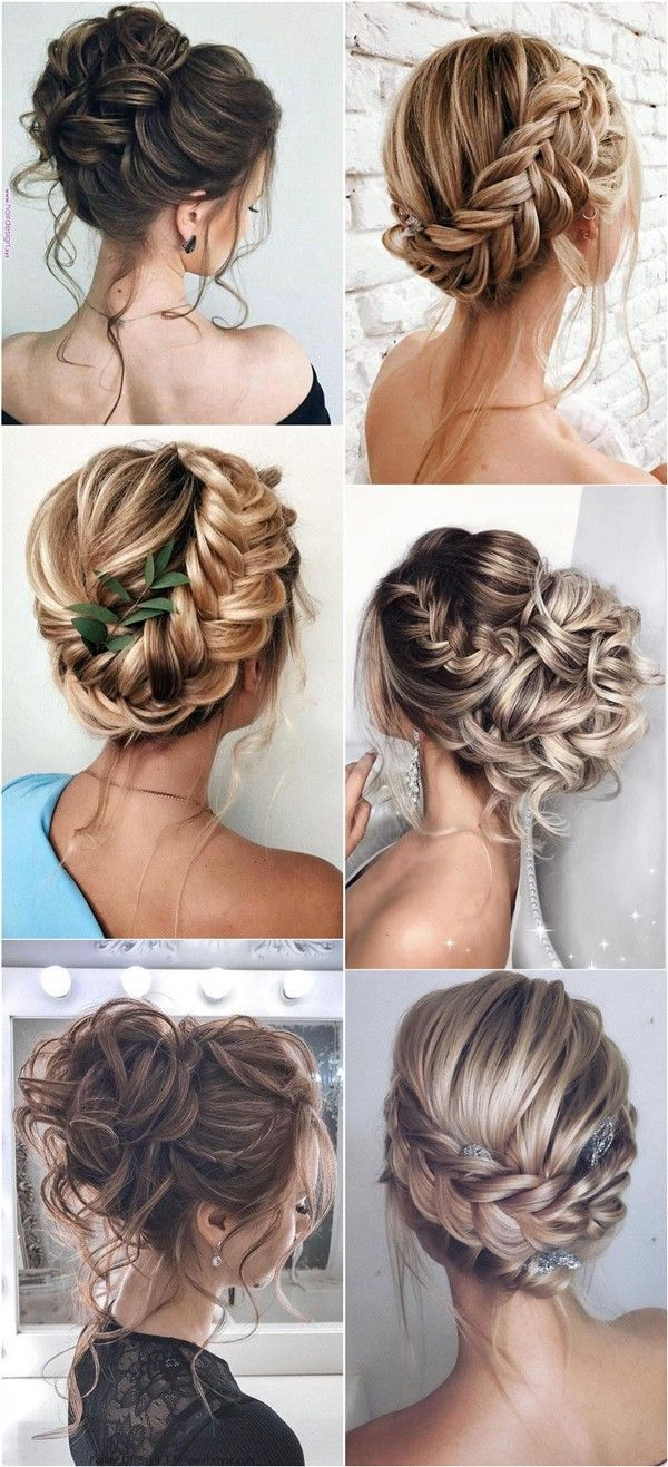 22 Braided Wedding Updo Hairstyles You Ll Love Hair Styles Long Hair Styles Bride Hairstyles