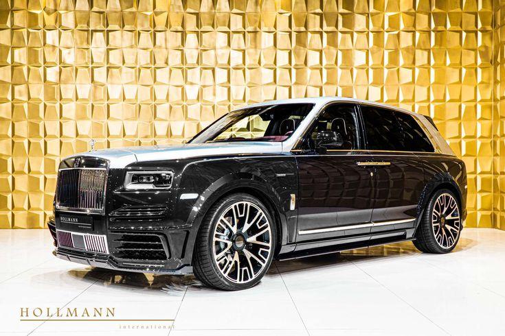 Rolls Royce Cullinan By Mansory Hollmann International Germany For Sale On Luxurypulse Rolls Royce Rolls Royce Cullinan Royce
