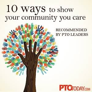 Our Facebook friends share community service ideas that promote kindness and the spirit of giving.