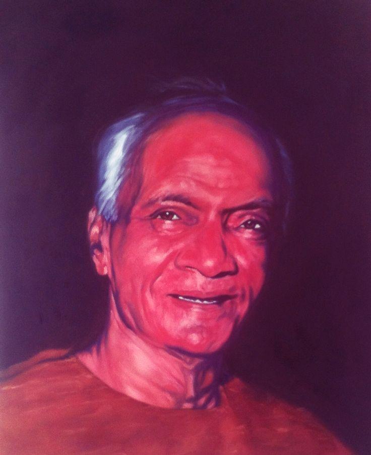 Pandit Shree Ram Sharma Acharya.