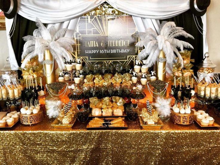 Best 25 roaring 20s party ideas on pinterest 20s party - Take chance black themed bathroom ...