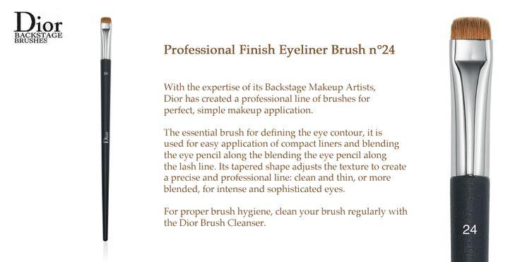 DIOR Backstage Brush n°24
