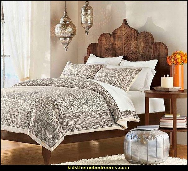 Exotic Bedroom Decorating Ideas   Exotic Global Style Decorating   Exotic  Decor   Exotic Style Furnishings   Tropical Theme Decorating   Moroccan  Style ...