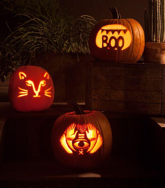 Plus de 1000 id es propos de halloween sur pinterest - Deco citrouille pour halloween ...