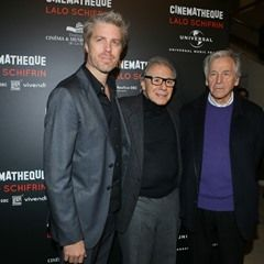 Celebrities attend Lalo Schifrin Retrospective in Paris (316547)