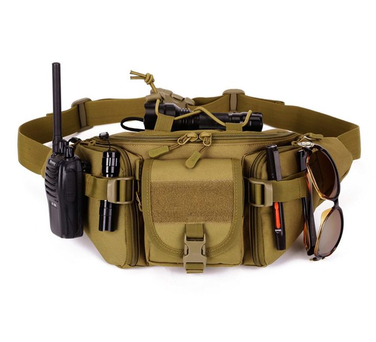 Tactical Molle Bag Waterproof Waist Fanny Pack Hiking Fishing Sports Hunting Waist Bags //Price: $33.99 & FREE Shipping //     #tacticalgear #survivalgear #tactical #survival #edc #everydaycarry #tacticool #hunting #camping #outdoors #pocketdump #knives #knifeporn  #knife #army #gear #freedom #knifecommunity #airsoft