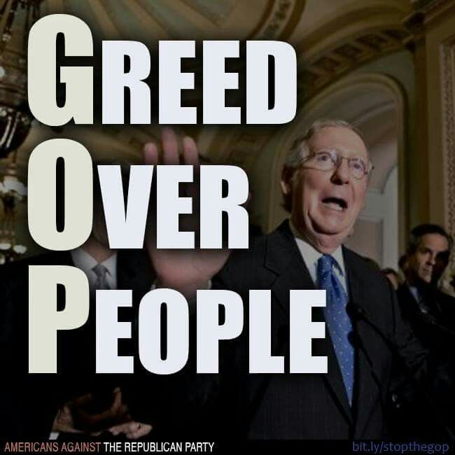 Image result for mitch mcconnell is a weasel
