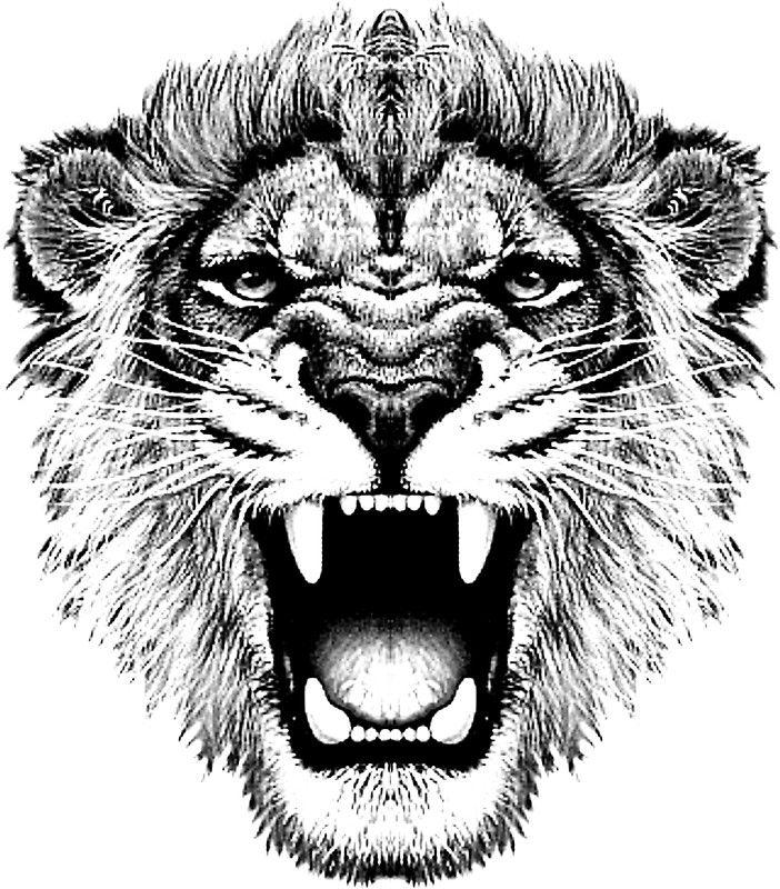 roaring lion tshirt on lite (With images) Lion tshirt