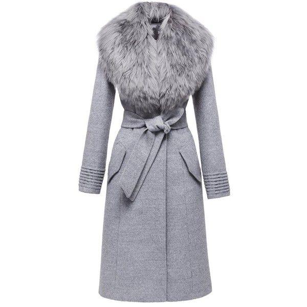See this and similar coats - 70% baby alpaca, 30% merino wool; Fur: 100% baby suri alpaca; Style # SEN17-250F.